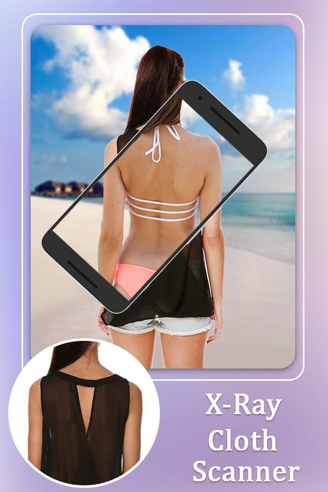 X-Ray Cloth Scanner Simulator for Android - APK Download