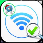 ✅ Wifi password Hacker Prank icon