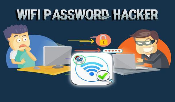 ✅ Wifi password Hacker Prank screenshot 1