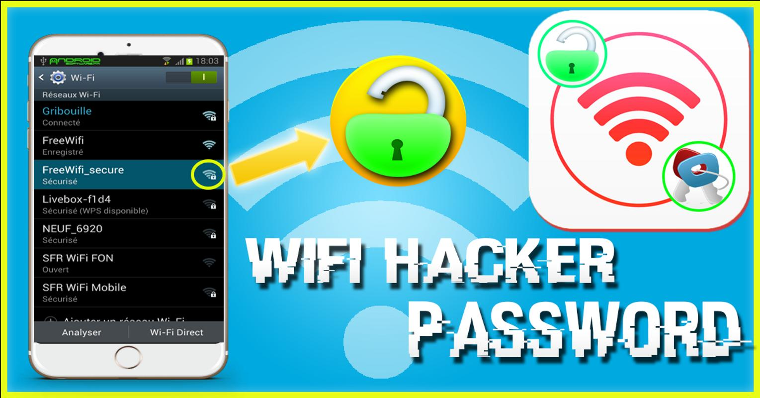 wifi password hacking software for android mobile free download