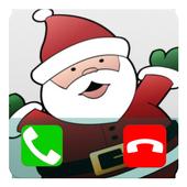 a Call Santa Prank icon