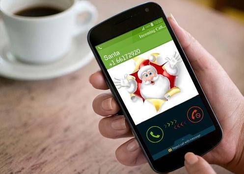 a Call Santa Prank screenshot 1