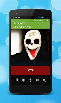 Scream Fake Call for Android - APK Download