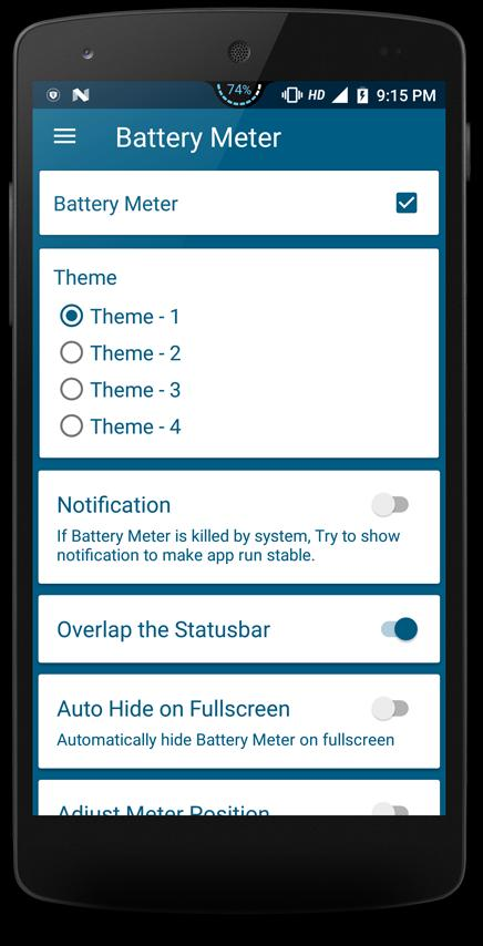Battery Status for Android - APK Download