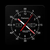 Night Analog Clock icon