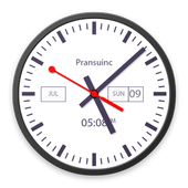 Swiss Clock Live wallpaper & widgets icon