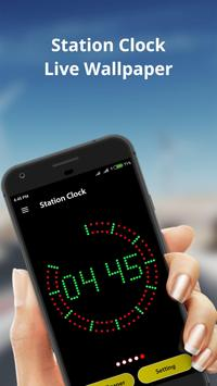 Station Clock screenshot 1