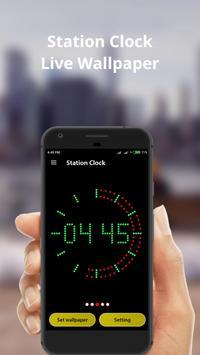 Station Clock screenshot 2