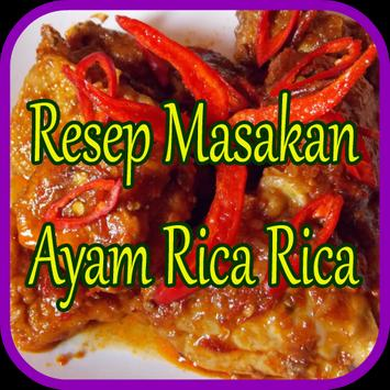 Resep Ayam Rica Rica Pedas For Android Apk Download