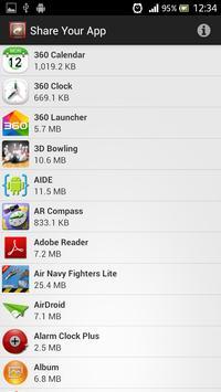 Buddy App Share screenshot 1