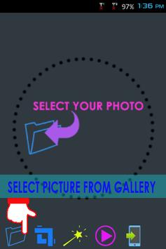 Gif Effect Display Picture poster