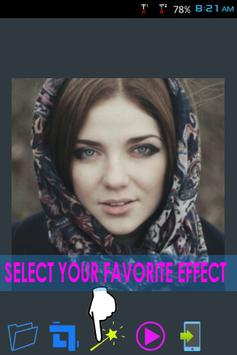 Gif Effect Display Picture apk screenshot