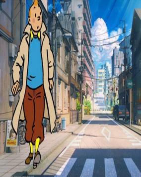 Tintin Kids Adventure poster