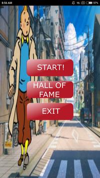 Tintin Kids Adventure screenshot 1