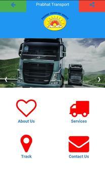 Prabhat Transport poster