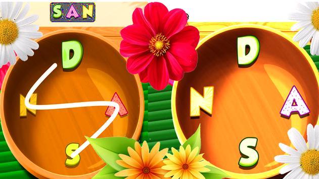 Word Beach! : Word Games screenshot 1