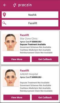 Praczin - Your health care partner screenshot 2