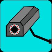 Wifi Cctv icon