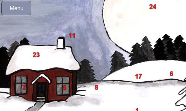 Hand Drawn Advent Calendar screenshot 1