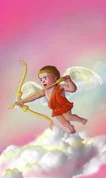 Cupid Live Wallpaper screenshot 1