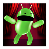 Dancing Android Live Wallpaper icon