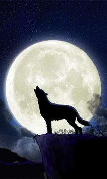 Howling Wolf Live Wallpaper APK Download