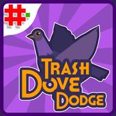 Trash Dove Dodge icon