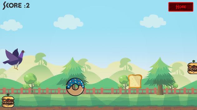 Trash Dove Dodge apk screenshot