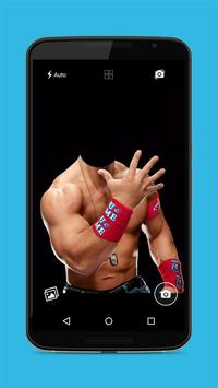 Wrestlers Photo Editor - Body Builder Photo Frame screenshot 4