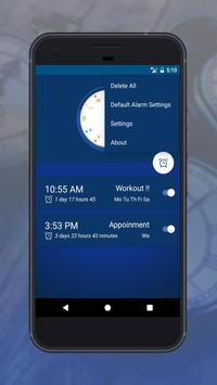 Advance Alarm Clock Pro screenshot 3