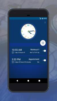 Advance Alarm Clock Pro poster
