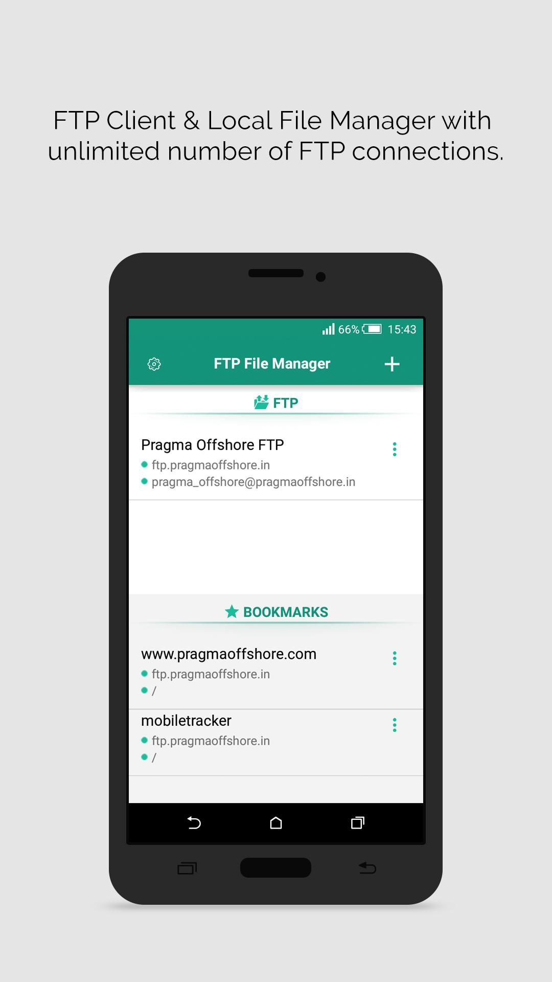 FTP Client Pro for Android - APK Download