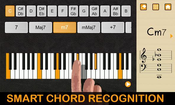 Chord Analyser (Chord Finder) скриншот 3