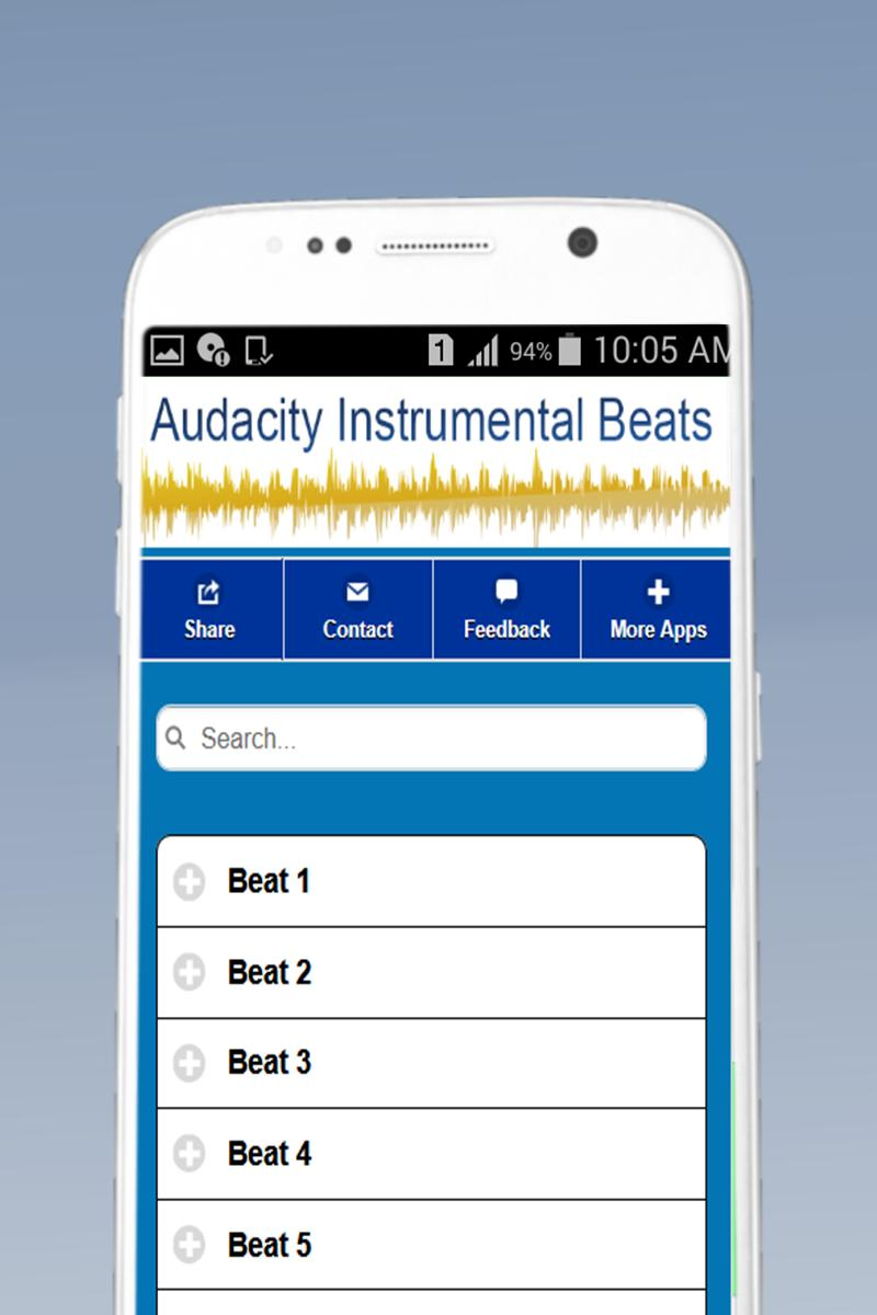 Free Audacity Instrumental Beats Download for Android - APK Download