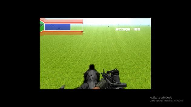 UNIVERSE SAVIOUR(3D SHOOTING GAME) screenshot 2