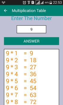 Numeric Calculator apk screenshot