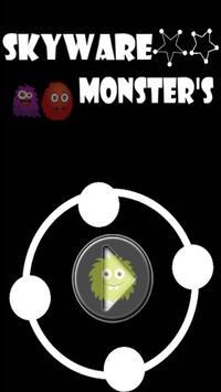 Skyware Monsterss poster
