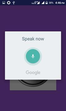 Speek Voice screenshot 1