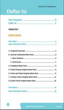 Buku Prakarya Kelas 7 Kurikulum 2013 screenshot 1
