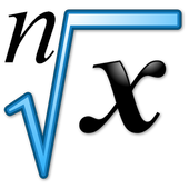 Root Calculator -nth,root,cube icon