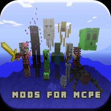 Mod for MCPE poster