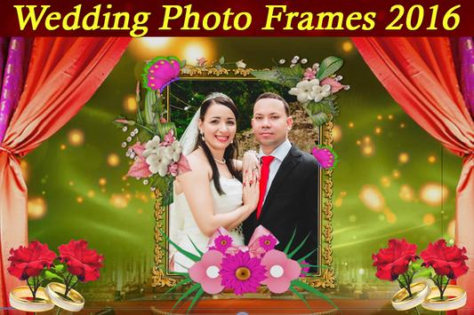 Wedding Photo Frames 2016 poster