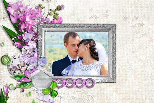 Wedding Photo Frames 2016 screenshot 1