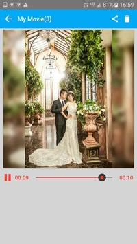 Wedding Video Editor apk screenshot