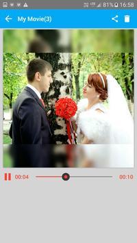 Wedding Video Editor screenshot 2