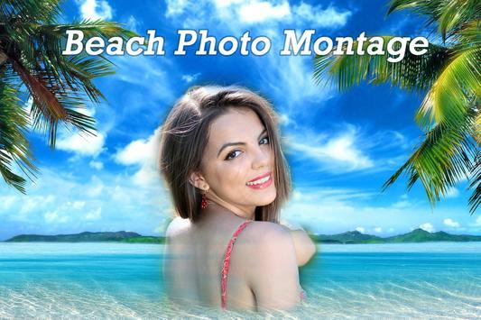 Beach Photo Montage apk screenshot