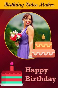 Birthday Video Editor apk screenshot
