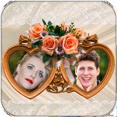 Couple Photo Frames icon