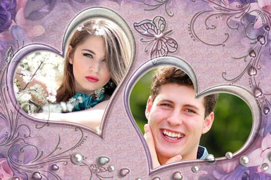 Couple Photo Frames poster