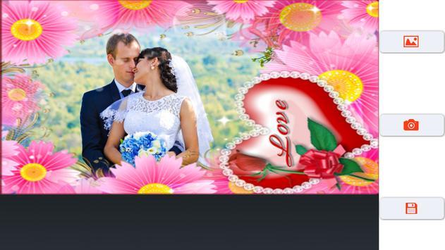 Lovely Wedding Photo Montage apk screenshot